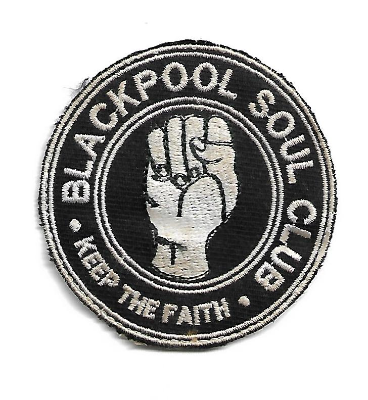 Chapman Records | Northern Soul Badges